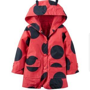 Rain coat cute, get ready!